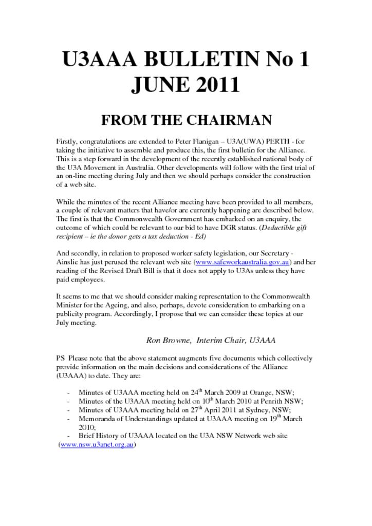 thumbnail of U3AAA-BULLETIN-JUNE-2011